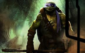 Arte, Teenage Mutant Ninja Turtles, liquame, attaccare