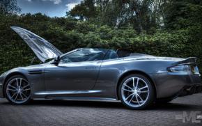 cabriol, Aston Martin