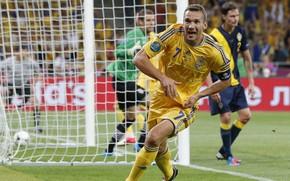 Andriy Shevchenko, Shevchenko, star, legend, footballer, Sheva, goal, take, European Championship, Ukrainian team, Team Sweden, football