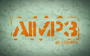 Логотип, проигрыватель, АИМП, значёк, Hi-Tech