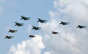 самолеты, ввс россии
