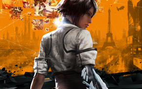 Remember me, Neo-Paris, Nylin, Memorayz, Eiffel Tower