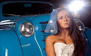 Нюша, певица, модель, невеста, платье, фата, свет, Москвич