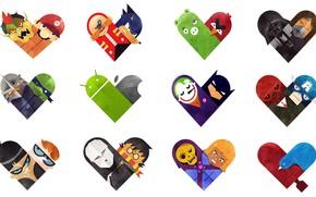 battaglia, sonico, Mario, androide, mela, uccelli arrabbiato, Star Wars, Destro, Batman