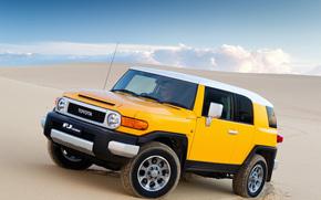 Toyota, EfDzhey, Cruiser, SUV, jeep, wallpaper, toyota