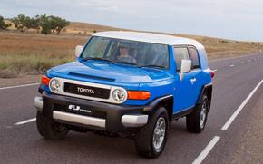 Toyota, EfDzhey, Cruiser, Yaponiya.Avstraliyskaya version, Australia, SUV, jeep, Kruzak.Oboi, toyota