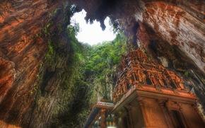 пещера, Бату, Малайзия
