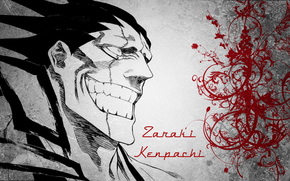 Shinigami, Zaraki Kenpachi, fighter