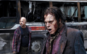 The Walking Dead, serie, Orrore