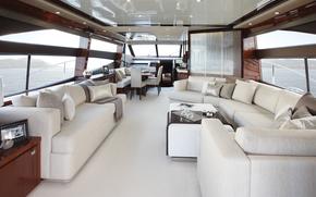 interior, style, design, yacht, luxury
