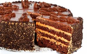 Kuchen, Dessert, Sahne