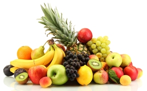 fruit, Berries, citrus, oranges, lemons, bananas, pears, apples, peaches, nectarine, plums, apricots, pineapple, grapes