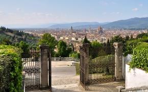 Ville, Firenze, Florence, Toscane