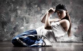style, motion, dance, dance, girl
