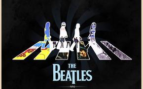 The Beatles, Leyendas, rock