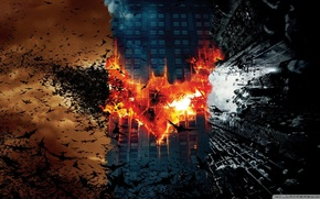 Batman trilogia, persone mouse