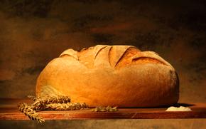хлеб, мука, колосья