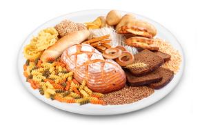 гречка, макароны, паста, хлеб, картофель, сушки, хворост, тмин