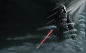 звездные войны, ситх, световой меч