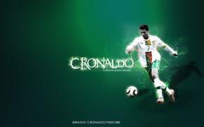 Криштиану Роналду, Португалия, Реал Мадрид, найк