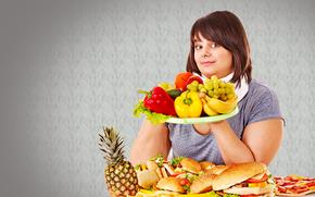 pineapple, pepper, grapes, bananas, apple, sausage