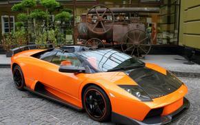 Lambo, murchelago, Tuning, Lamborghini
