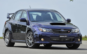 Subaru, VeErIks, EsTiAy, Verse, Suba, Japan, sedan, blue, The American version, USA, wallpaper, subaru