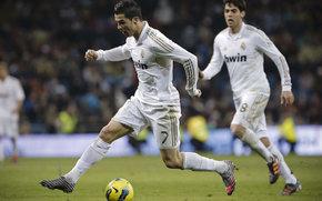 Real Madrid, Ronaldo, Ricardo Kaka