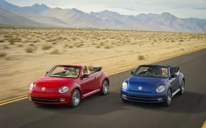 volkswagen, beetle, convertible, 2013, cars