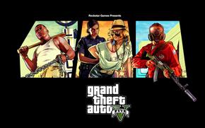 grand theft auto v, гта, gta, rockstar games