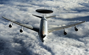 plane, sky, weapon