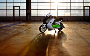 BMW, e-scooter, lectrique, cologique, Concept, 2011