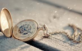 часы, время, стрелки