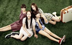 Южная Корея, музыка, девушки, азиатки