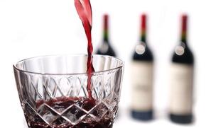 wine, goblet, macro