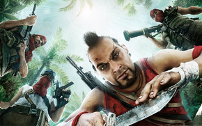 far cry 3, game, game