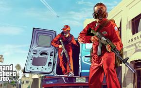 Grand Theft Auto V, Игры, Оружие