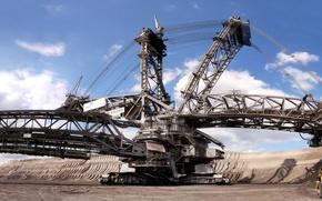 Piece of iron, machine, gray, cars, machinery, Car