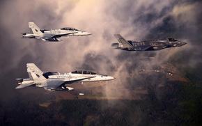 самолёты, оружие