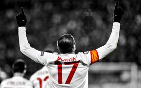 Burak y, calciatore, calcio