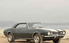 Chevrolet, Camaro, muscle car, Chevrolet