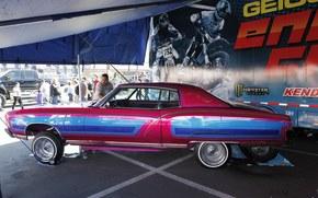 Maxxis, 1972, cotovia, lowrider, Buick, afinao, sema, Cotovia, Afinao, exposio, autoshow, Lowrider
