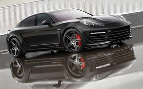nero, Sintonia, Porsche