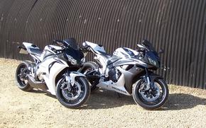 мотоциклы, хонда, Honda