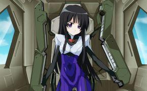 girl, Armor