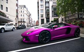 ламборджини, тюнинг, суперкар, авентадор, Lamborghini