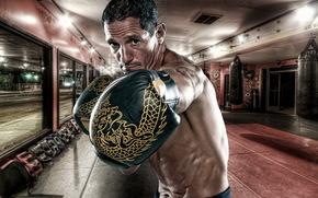 boxe, formazione, sport
