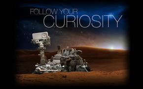 vagabondo, Marte