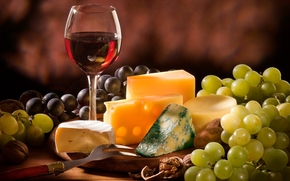 wine, red, cup, glass, cheese, different, grade, grapes, Nuts, wine, red, cup, glass, cheese, different, variety, grapes, nuts