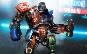 Live Steel, film, robot, Cyborg, fighter, `Metro`